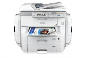Colour Inkjet Multifunction