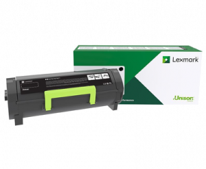 Lexmark 56F1000 Black Return Program Toner Cartridge (6,000 Pages*)
