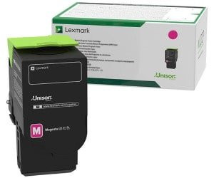 Lexmark Magenta High Yield Return Programme Toner Cartridge (2,300 Pages)