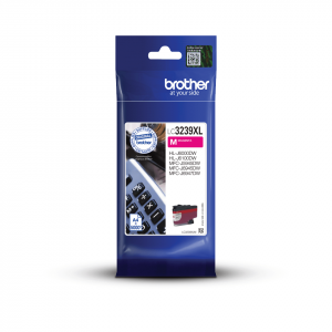 Brother LC3239XLM Super High Yield Magenta Cartridge (5,000 Pages*)