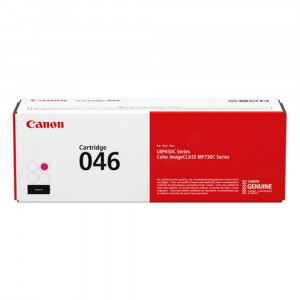 Canon 046 Standard Magenta Toner (2,300 Pages*) 1248C002AA