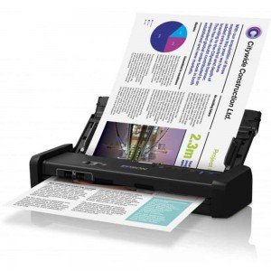 Epson WorkForce DS-310 A4 Portable Business Scanner