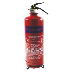 Fire Extinguisher 2 kg ABC Powder ABC2000