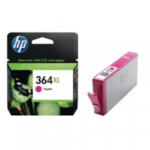 HP CB324EE#ABB No.364XL Magenta Ink Cartridge (6ml) CB324EE