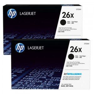 HP 26X High Capacity Black Toner Cartridge