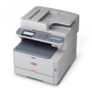 Oki MC562dnw A4 Colour LED MFP