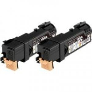 Epson C13S050631 Black Toner Cartridge Twin Pack (2x 3,000 pages*)