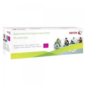 Xerox Replacement for HP CF383A (312A) Magenta Toner Cartridge (3,200 Pages*)