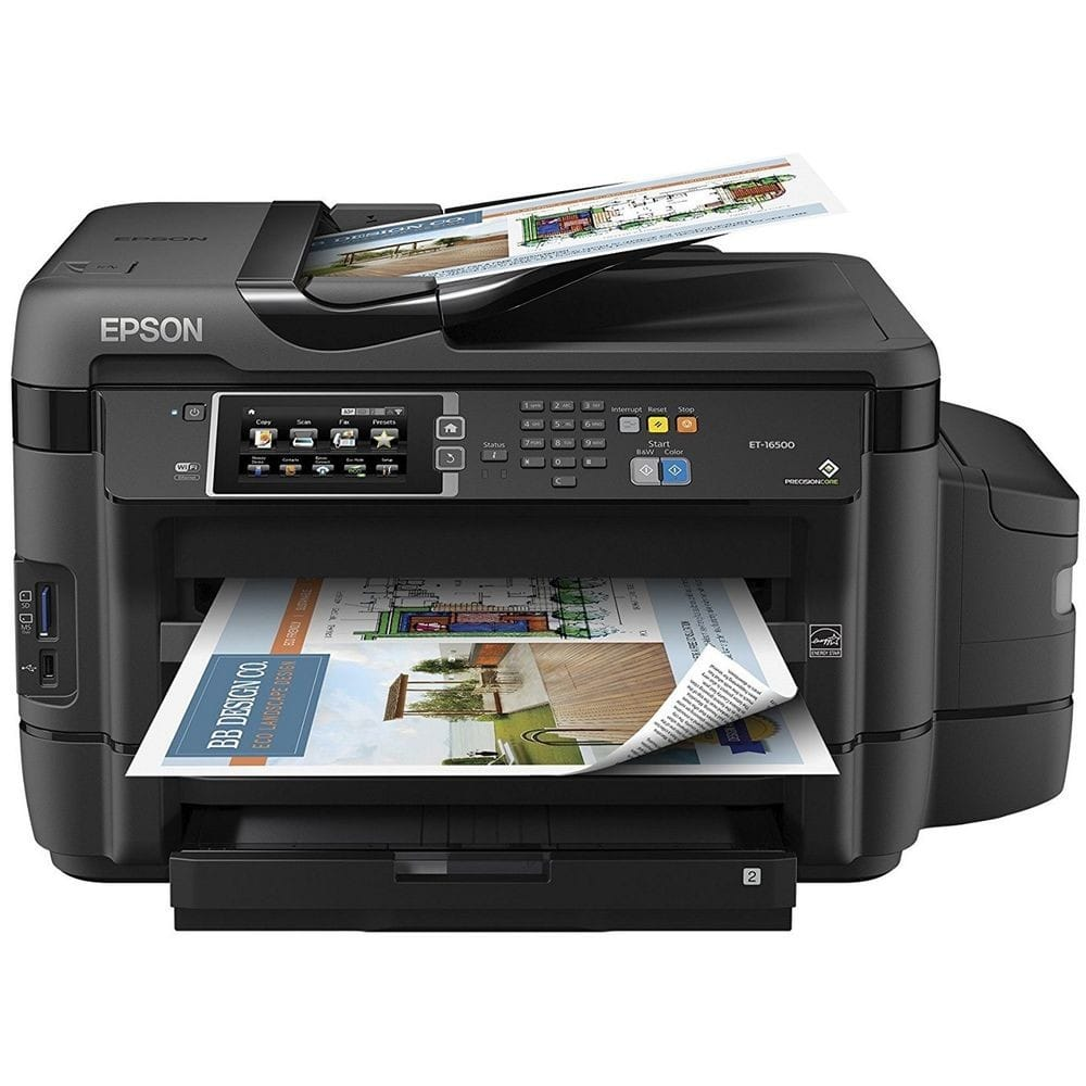 Epson EcoTank ET-16500 A3+ Colour Multifunction Printer