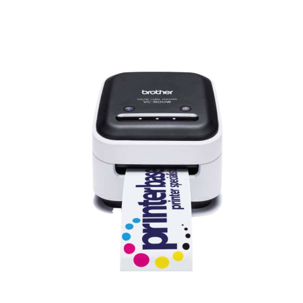 Brother VC-500W Design 'n' Craft Full Colour Label Printer