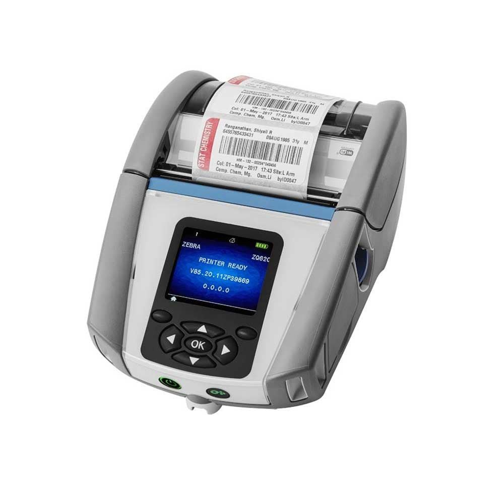 Zebra ZQ620 Healthcare Mobile Thermal Label Printer