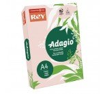 Adagio Pastel Pink Coloured Card (250 Pack) 201.1205