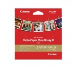 Canon Photo Paper Plus 5x5in PP201 (Pack of 20) 2311B060