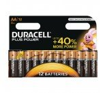 Duracell Plus AA Battery (12 Pack) 81275378
