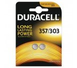 Duracell 1.5V Silver Oxide Button Battery (2 Pack) 75053932