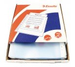Esselte Clear A4 Plastic Pocket (100 Pack) 23752