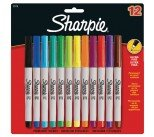 Sharpie Assorted Ultra Fine Markers (12 Pack) S0941891