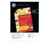 HP White A4 Professional Glossy Inkjet Paper 180gsm (50 Pack) C6818A