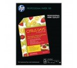 HP Professional Glossy A3 Inkjet Paper (50 Pack) C6821A