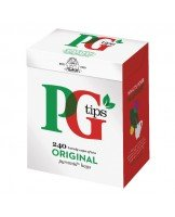 PG Tips Pyramid Tea Bags (240 Pack) 22322301
