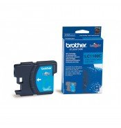 Brother LC1100HYC High Yield Cyan Ink Cartridge (750 pages*)