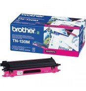 Brother TN130M Magenta Toner Cartridge (1,500 pages*)