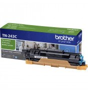 Brother TN243C Standard Cyan Toner Cartridge (1,000 Pages*)