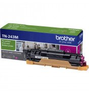 Brother TN243M Standard Magenta Toner Cartridge (1,000 Pages*)