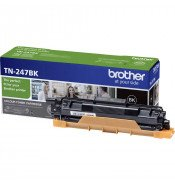 Brother TN247BK High Yield Black Toner Cartridge (3,000 Pages*)