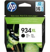 HP C2P23A 934 XL Black Ink Cartridge C2P23AE