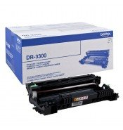 Brother DR3300 Drum Unit (30,000 pages*)