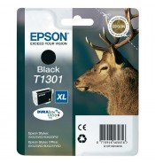Epson T1301 High Yield Black Ink Cartridge (25.4ml) C13T13014010