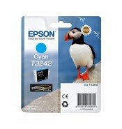 Epson C13T32424010 T3242 Cyan Ink Cartridge (14ml)
