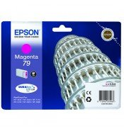 Epson C13T79134010 79 Magenta Ink Cartridge (800 Pages*)