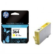 HP CB320EE#ABB No.364 Yellow Ink Cartridge (300 pages*) CB320EE