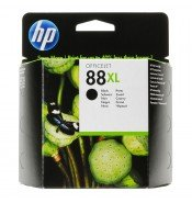 HP C9396AE No.88 Large Black Ink Cartridge with Vivera Ink (2,350 pages*)