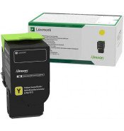 Lexmark Yellow Return Programme Toner Cartridge (1,000 Pages*) C2320Y0