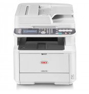 Oki MB472dnw A4 Mono Multifunction LED Printer