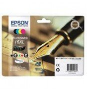 Epson C13T16364010 16XL CMYK Ink Multipack (1x 12.9ml + 3x 6.5ml)