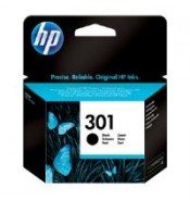 HP CH561EE 301 Black Ink Cartridge (190 pages*)