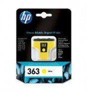 HP C8773EE No.363 Yellow Ink Cartridge