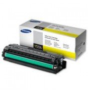Samsung CLT-Y506S Standard Yield Yellow Toner (1,500 pages*) CLT-Y506S/ELS