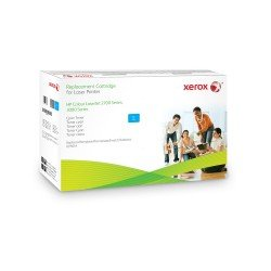 Xerox Replacement for HP 314A Cyan Toner Cartridge (3,500 Pages*)