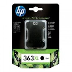 HP C8719EE No.363 High Yield Black Ink Cartridge