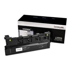 Lexmark 54G0W00 Waste Toner Bottle (90,000 pages*)