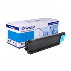 Compatible HP CE741A Cyan Toner Cartridge (7,300 Pages*)