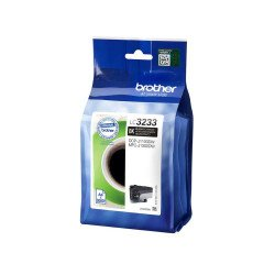 Brother LC3233BK Standard Black Ink Cartridge (3,000 Pages*)
