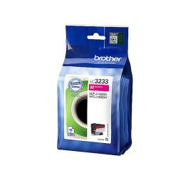 Brother LC3233M Standard Magenta Ink Cartridge (1,500 Pages*)