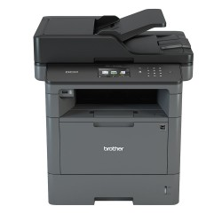 Brother DCP-L5500DN A4 Mono Laser Multifunction Printer Front View