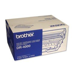 Brother DR4000 Drum (Up to 30,000 A4 pages at 1 page per job)